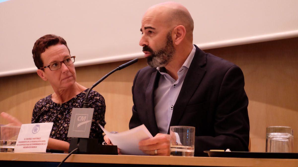 Rafael Martínez, presidente de Fampace